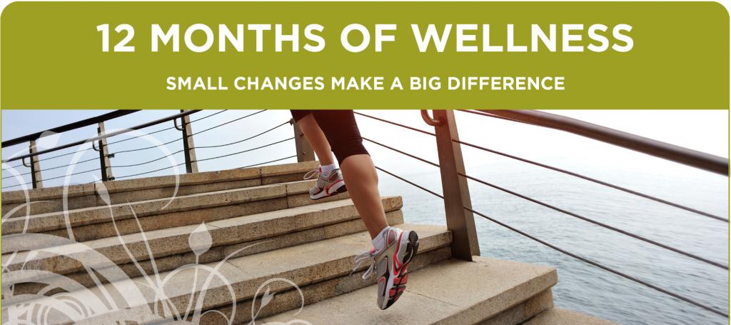 12 Months of Wellness - Movement
