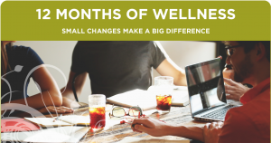 12 Months of Wellness   Community & Connection
