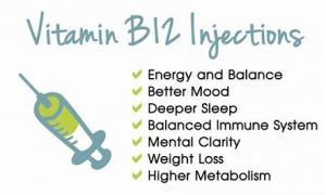 Curious About B12 Shots The Wellness Center